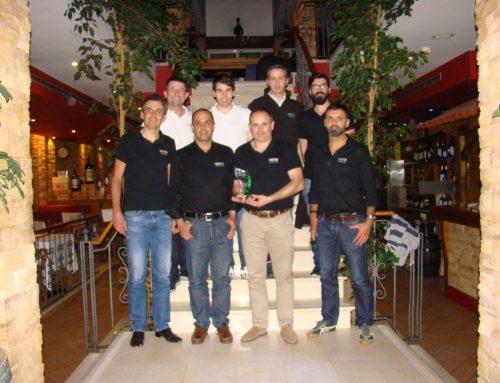 SB Molde galardoada com prémio Europeu