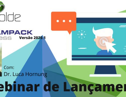 Webinar de Lançamento Stampack Xpress 2020.1